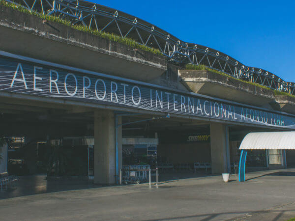 Aeroporto Internacional De Curitiba – Afonso Pena
