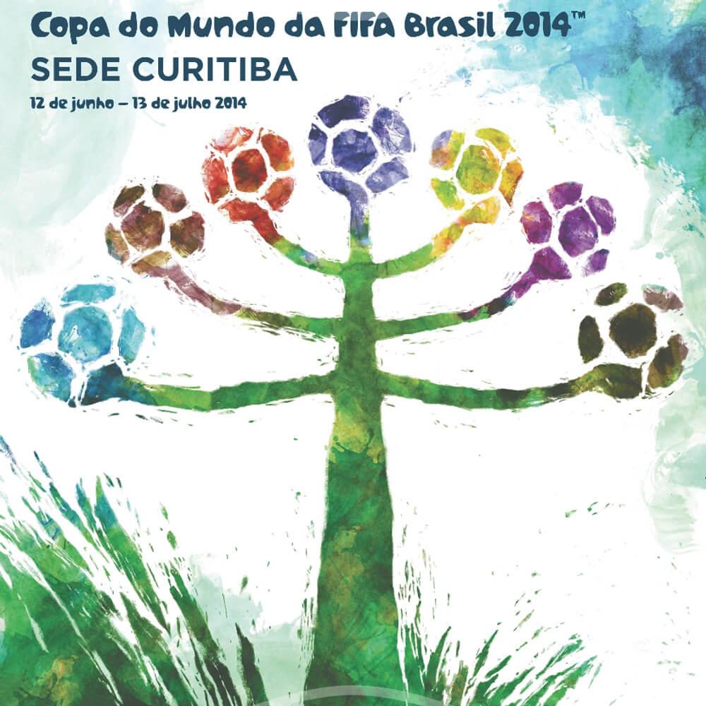 A Copa Do Mundo Fifa 2014 Em Curitiba