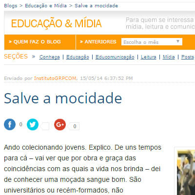 Curitiba Space Na Gazeta Do Povo – José Carlos Fernandes