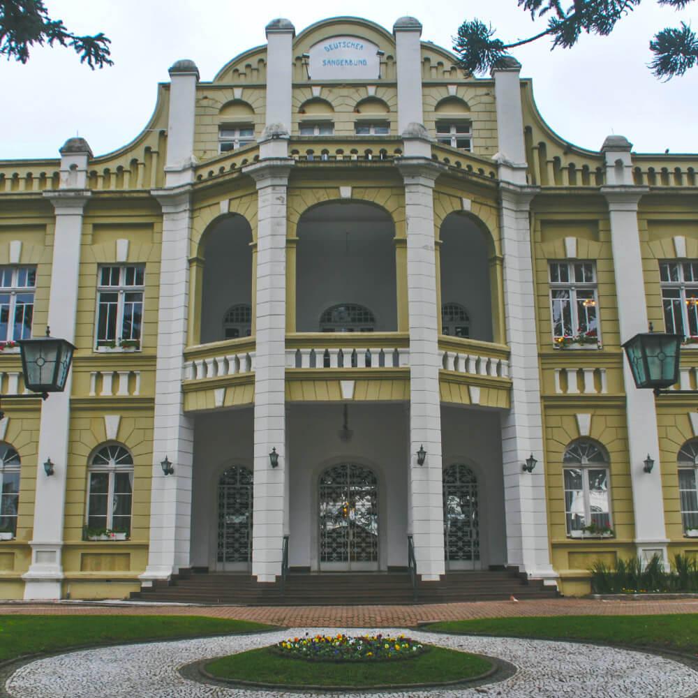 Sete Em Curitiba: Século XIX