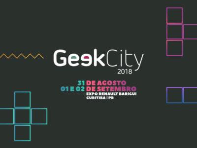 Curitiba Recebe O Geek City, De 31 De Agosto A 2 De Setembro