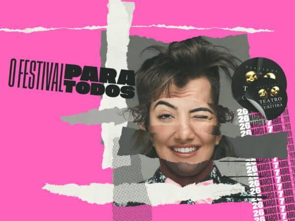 Festival De Curitiba 2019 – São 400 Atrações De 26/3 A 7/4